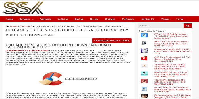 download ccleaner Cracked